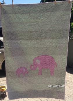 Pink Elephant - Bryar (Tina's)