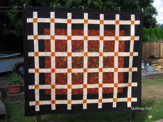 Gifted quilts 1-2