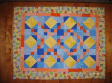 Gifted quilts 1