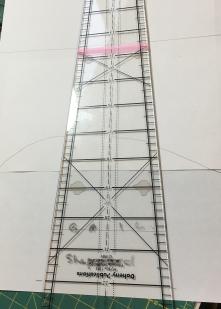 9 degree ruler