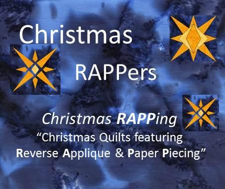 Christmas RAPPers blog